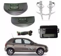 Kit de Vidro Elétrico Sensorizado e Antiesmagante Portas Dianteiras do Celta modelo 4 portas - Ideal