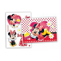 Kit Decorativo Minnie Mouse - Regina Festas