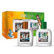Kit Delikad Boys Collection II - 30 ml -