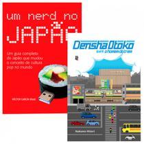 Kit - Densha Otoko e um Nerd no Japão - Jbc