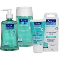 Kit Derme Control Sabonete Adstringente Gel Hidratante Nupil - Nupill