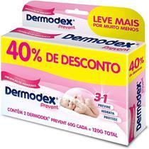 Kit Dermodex prevent baby 120g 40% off pomada pronta entrega - Reckitt