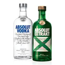 Kit Descobertas Absolut - DrinksCo