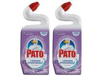 Kit Desinfetante Pato Limpeza Profunda Lavanda - 500ml 2 Unidades