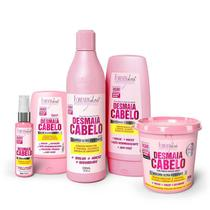 Kit Desmaia Cabelo Completo Forever Liss - Forever Liss Professional