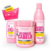 Kit Desmaia Cabelo Profissional Forever Liss