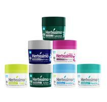 Kit Desodorante Creme Herbissimo 55G com 7 unidades - Herbíssimo