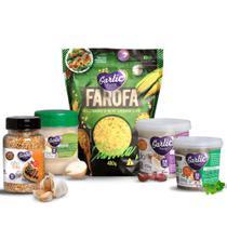 Kit Dia a Dia (Alhos,Cebola e Farofa) - Garlic Foods