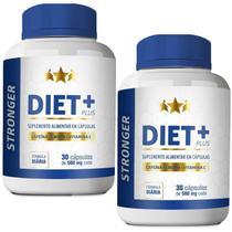 Kit Diet + Stronger 30 cáps Plus - 2 unidades -