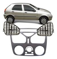 Kit Difusor de Ar Moldura Central Palio Siena 01 a 11 Com Ar - Autoplast