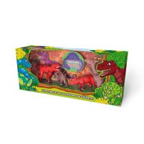Kit dinossauro amigo supertoys - 291