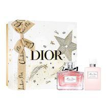 Kit Dior Miss Dior  Perfume Feminino EDT + Leite Corporal -
