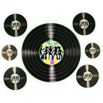 Kit Disco de Vinil - Brilhante