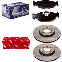 Kit disco e pastilha de freio - montana sport 2003 a 2011 - kit00223 - Syl
