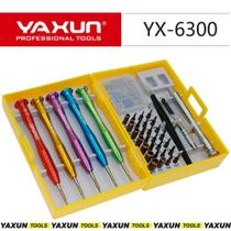 Kit Diversas Ferramentas Yaxun Yx-6300 Chaves De Precisão -