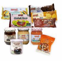 Kit Doces Diet Hué Alimentos - 10 Unidades -