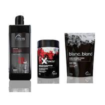 Kit Duo Shampoo Bidimensional WorkStation Miracle 1l+ Lavatório Therapy Shampoo 1l - Senscience