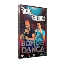 Kit dvd+cd rick & renner - bom de dança 2 - Radar Records