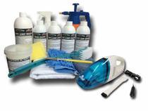 Kit Ecolavagem DRY LIMP + Aspirador Portátil (70 lavagens a Seco) -
