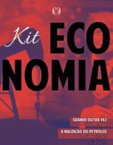 Kit - Economia - Grande Outra Vez + A Maldição do Petróleo - Cdg