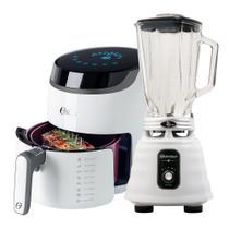 Kit Edição Limitada 75 Anos - Liquidificador Osterizer e Fritadeira Digital Fryer -