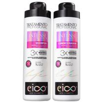 Kit eico intense repair shampoo e condicionador 1l -