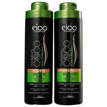 Kit Eico Shampoo+Condicionador Coco 800ml cada - Seduction