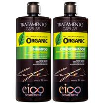 Kit Eico Tratamento Intensivo Organic (2 Produtos) -