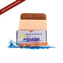Kit Eletrodos para Ionizador Aqualux - Splash 25 - Kit C-4