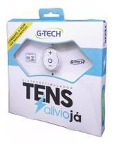 Kit Eletroestimulador Tens + Gel De Reposição Adicional - Gtech