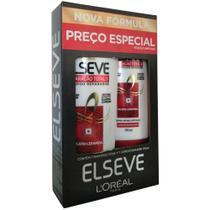 Kit Elséve Reparação Total 5 Repar Shampoo 375mL+Cond 170mL - Elseve