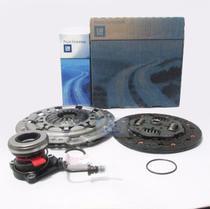 Kit Embreagem com Atuador ORIGINAL GM Zafira 2.0 8v 2001 02 03 04 05 06 07 08 09 10 11 2012 - Gm Original