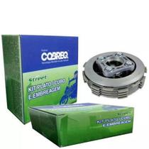 Kit Embreagem Completa Honda Cg 125 Fan 2010 Original Cobreq -