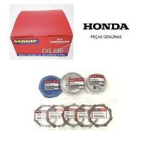 Kit Embreagem Hamp Original Honda Titan 150 2004 A 2015 -