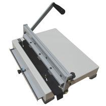 Kit Encadernadora + Plastificadora A3 + Refiladora 4x1 110V - Marpax