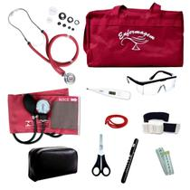 Kit Enfermagem C/ Nota E Garantia - Oferta Limitada - Premium / P.A.Med