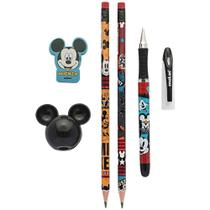 Kit Escolar - Disney Mickey Mouse - Molin -