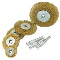 Kit Escova de Aço Circular - Guepar