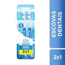 Kit Escova Dental Oral-B Indicator Plus 30 2 Unidades - Oral b