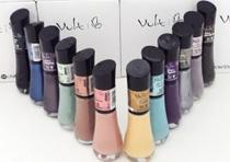Kit Esmalte Glitter 5Free Energia das Pedras (10 esmaltes de cores diferentes ) - Vult