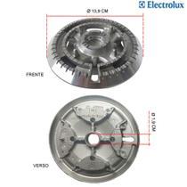 Kit espalhadores + bacias para fogões tripla chama electrolux 5 bocas 76 etx -