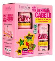 Kit Especial Desmaia Cabelo Forever Liss Com Brinde -