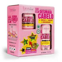 Kit Especial Desmaia Cabelo Forever Liss Professional -