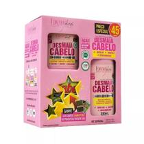 Kit Especial Forever Liss Desmaia Cabelo - Shampoo 300ml e Máscara 200g -