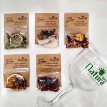 Kit especiarias para gin tônica - Mais Natural