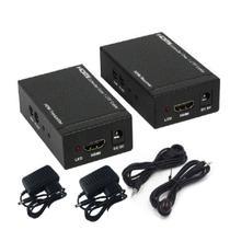 Kit Extensor HDMi até 50M 1080p FullHD C/ Controle remoto IR - Hdmatters