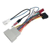 Kit Fácil Chicote e Antena Honda Expex - FAC 004 -