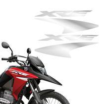 Kit Faixas Cromado Moto Xre 300 2016 Adesivo Do Tanque - Sportinox