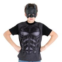 Kit Fantasia Fast 2 Go - Batman Filme Teen - Batman c. das  trevas