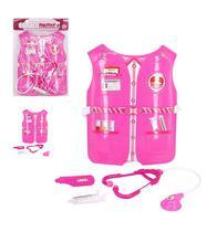 Kit fantasia infantil menina profissões - Wellmix